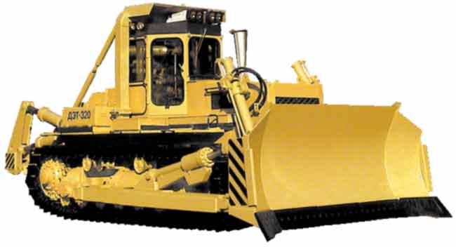 Buldozer DET- 320