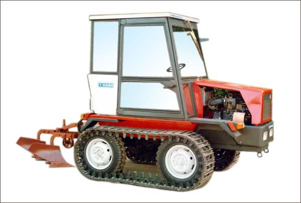 """Mini- traktor """"Uraletz"""""""